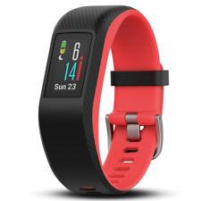 Garmin Vivosport Smart Sport Watch, S/M, Fuchsia, GPS and Heart Rate Monitor