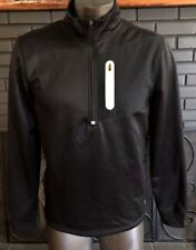 Fila Sport Live In Motion 1/2 Zip Track Jacket Black Men's S
