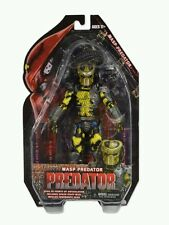 "1x Neca Wasp Predator 7"" action figure TV Movies Kid Toy Birthday Gift"