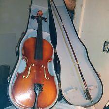 1974 Roderick Paesold Violin Model No. 801 3/4 Serial No. 14244