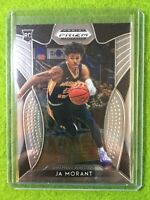 Ja Morant PRIZM ROOKIE CARD JERSEY #12 GRIZZLIES RC 2019 Prizm Draft Picks #2 rc