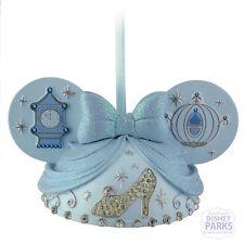 Disney Parks Cinderella Ear Hat Ornament