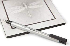 Tombow Mono Zero Eraser Refill Value Pack Round 2.3mm Precision Tip Pen-Style