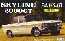 FUJIMI 03938 Nissan Skyline 2000GT 54A/54B in 1:24
