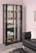 BRAND NEW RRP £399 Parisot Vendome Display Cabinet in Black