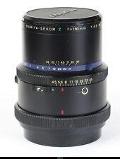 Lens Mamiya Sekor Z 180mm f/4.5 W Lens for RZ67 No18438