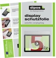 2x Pantalla para Huawei MediaPad M5 Lite Protector de protectores mate dipos