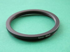 52mm-46mm 52-46 Step Down Male-Female Lens Filter Ring Adapter 52mm-46mm