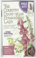 Dairy of an Edwardian Lady Card or Bookmark Gift British Cross Stitch Kit (4)