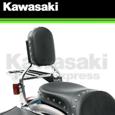 NEW 2006 - 2018 GENUINE KAWASAKI VULCAN 900 CLASSIC STUD BACKREST & LUGGAGE RACK