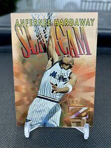 1996 Skybox Z Force Slam Cam Anfernee Hardaway Orlando Magic