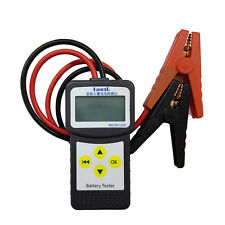 Professional MICRO-200 12V Car Battery Load Tester Set Analyzer 30-200Ah Durable