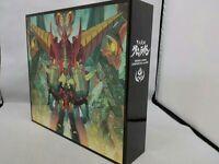 Tengen Toppa Gurren Lagann Blu-ray Set Complete Limited USED VERY GOOD F/S JAPAN