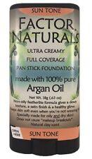 Factor Naturals Sun Tone 137 Pan stick foundation with Argan oil(not max factor)