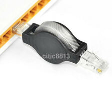 Useful Retractable RJ45 Ethernet Wire LAN Cord Internet Network Cable AU