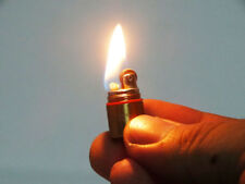 Capsule Lighter Portable Metal Miniature EDC Gear Waterproof Tiny Peanut Lighter