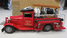 1932 Ford AA Fire Engine Truck diecast model Matchbox 336 0 ME Camion Pompier