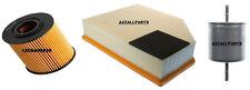 Per VOLVO xc90 4.4 06 07 08 09 10 pezzi di ricambio Kit Olio Aria Carburante Filtro impostato