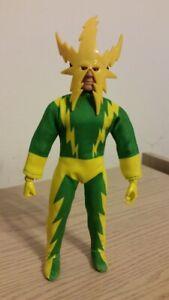 custom 8 inch ELECTRO mego action figure Spider-man MARVEL COMICS