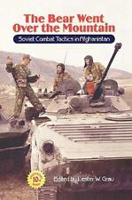 The Bear Went Over the Mountain: Soviet Combat Tactics in Afghanistan, , Accepta