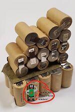 Akkupack Hilti BP10 / TE10A  36V  2000mAh Ni-Mh zum Selbsteinbau