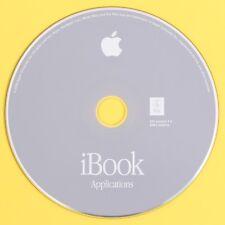Apple iBook G3 'Applications' Companion Disc 1.3 Z691-3429-A