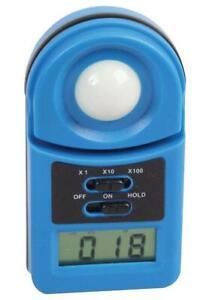 Tenma - 72-12900 - Digital Light Meter With 1 To 50,000 Lux Range