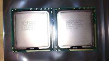 *Matching Pair* Intel Xeon X5690 3.46GHz 12MB 6-Core 6.40GT/s LGA1366 SLBVX