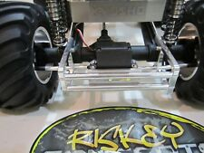 Kyosho Mad Force Axle Bumper with Steering Relocation Hardware Riskey Concepts