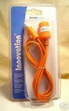 Gamecube WII Orange 6 Foot Extension Cable US Seller game cube Innovation