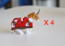 red lion knight horse X4 with horse coat,horse helmet,new, from Sydney