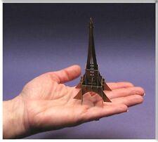 3-D Tour Eiffel Rubber Stamp Set