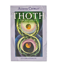 Aleister Crowley's Thoth Tarot Deck/Cards (Small) - Divination/Meditation/Magick