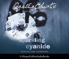 Sparkling Cyanide by Agatha Christie (CD-Audio, 2006)