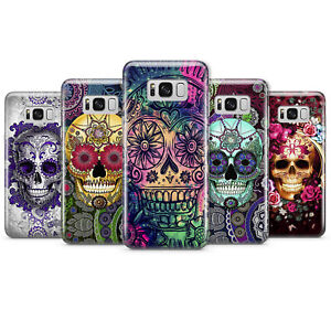 CANDY SUGAR SKULL MEXICAN CALAVERA TPHONE CASES & COVERS FOR SAMSUNG S8 S9 S10