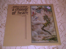 "GOLDEN AVATAR (LP) -> ""A CHANGE OF HEART"" [UK / 1976 / SUDARSHAN DISC]"