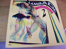LAMBADA  2 LP CONT DONNA CON TE ORIGINAL LONG VERSION  KAOMA