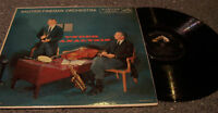 """Sauter-Finegan Orchestra """"Under Analysis"""" RCA VICTOR MONO JAZZ LP #LPM-1341"""