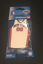 New York Knicks - NBA Car Air Freshener Jersey Basketball Kristaps Porzingis New