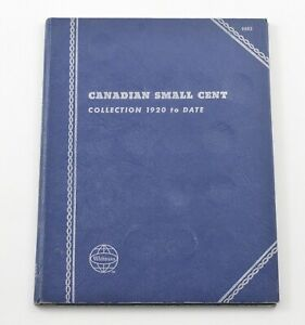 1920-1969 - Canada Small Cents - Collection Set Lot Album *484