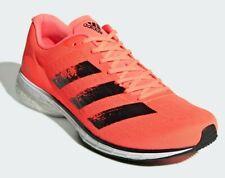 adidas Adizero Adios 5 Laufschuhe Marathon Gr. 44 2/3 Rot Neu