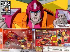 Transformers Authentic Takara Classics Legends LG-45 Hotrod Brand New