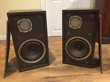A Pair of KLH Model Six 6v Speakers