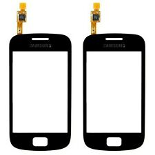 Pack x2 Pantalla Tactil Samsung Galaxy Mini 2 GT-S6500 GH59-11953A Negro Nuevo