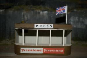 Airfix/MRRC Press Box - Refurbished - Built and Painted
