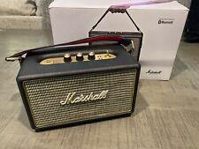 Marshall Kilburn Porable Bluetooth Speaker - Black