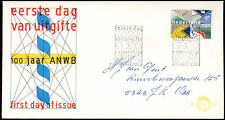 Netherlands 1983 Royal Dutch Touring Club FDC First Day Cover #C27805