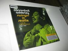 CANNONBALL ADDERLEY 2 LP SWINGIN IN SEATTLE LIVE AT PENTHOUSE 1966-1967 RSD 2018