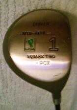 Square Two PCX Driver and Metal Woods,3,5