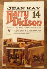 JEAN RAY   HARRY DICKSON  14  MARABOUT 437  1973